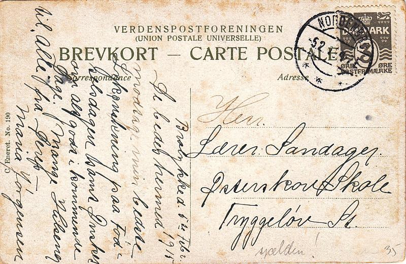 ændring af adresse post danmark